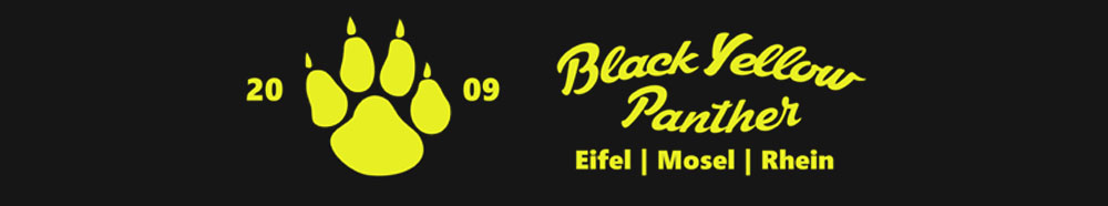 Black Yellow Panther EIFEL MOSEL RHEIN
